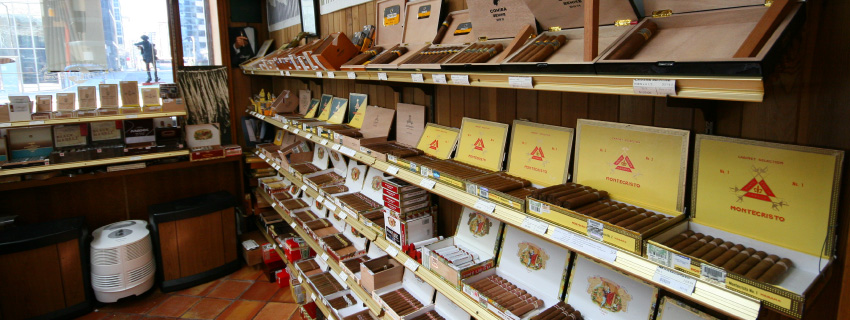 Cigars, Pens and Mens Grooming in Toronto - Sleuth and Statesman